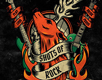 Jagermeister: Shots of rock
