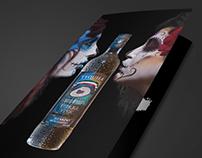 Tierra Viva Tequila | Tri-Fold Brochure