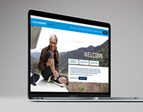 SeniorBlue Website
