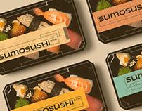 Sumo Sushi Rebranding