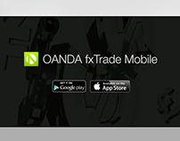 OANDA fxTrade Mobile App Videos