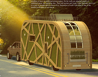 ENERGY-EFFICIENT MOBILE HOUSE
