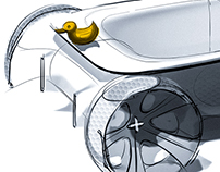Trends in car design