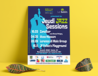 Jeudi JAZZ Sessions 2017