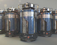 Futuristic Grenade 02