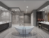 Bathroom Rendering Services Palm Beach Florida