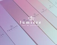 Branding - Lumière Perfume