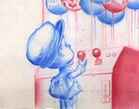 organic ballon