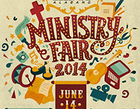Elevate Alabang's Ministry Fair