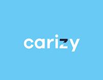 Carizy - Brand identity