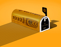 Veuve Clicquot Re-Creation Award | Mailbox