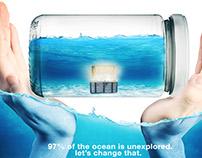 Ocean magazine ad