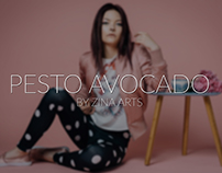 Pesto & Avocado Look Book