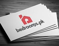 Bedrooms.pk - Brand Identity