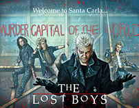 The Lost Boys 30th illustration
