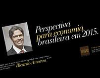 RICARDO AMORIM PARA POUCOS.