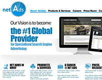 Website for Search Engine Advertising Broker