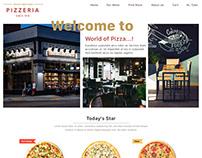 Pizzeria Website | Rebranding of Pizzeria Family