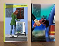 Illustration | Magazine Covers