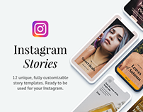 Napali Instagram Story Template