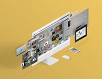 Webdesign - Production, Multimedia, Webcast