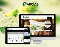 Garcias - Responsive Online Shop
