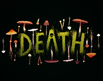 CreativeMornings November Theme Banner - 'DEATH'