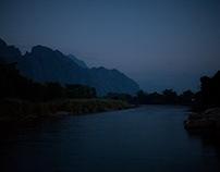 Laos Dawn