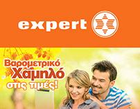 Expert Autumn sales leaflet