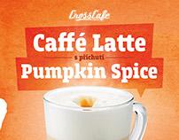 Crosscafe podzimní kampaň