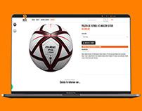Rota Deportes | Diseño Web