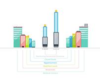 Ustream Demand infographic