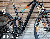 SCOTT Sports, 2016 Bike Print Ads