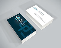 Logo and business card for Bet Pharma Ltd.
