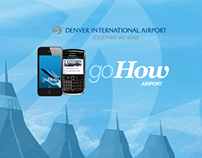Denver International Airport- goHow App /Environmental