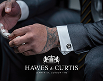 NORTHAMPTON SAINTS for Hawes & Curtis