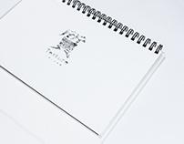 質 2016年桌曆 Texture Calendar