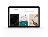 Menta Website