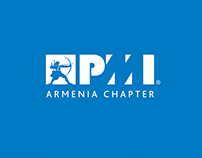 PMI Armenia| Branding & Corporate Identity