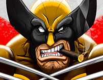 Wolverine - FanArt