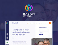 Rayan Istanbul® Website