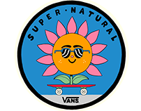 Vans - Patch Design
