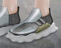 Sneaker-Creeper Concept