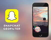 Snapcat Geofilter: Warner Robins