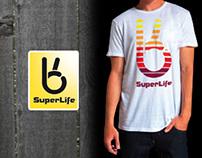 Super-Life / Website