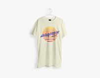 T-shirt - Midnight1981