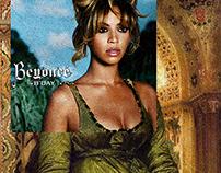 Album+Art: Beyonce's Studio Albums
