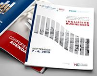 PRME Conference Booklet Design
