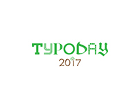 Logo Design for Typo Day 2017