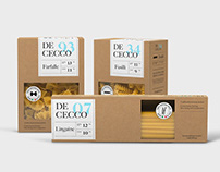 De Cecco Pasta Packaging